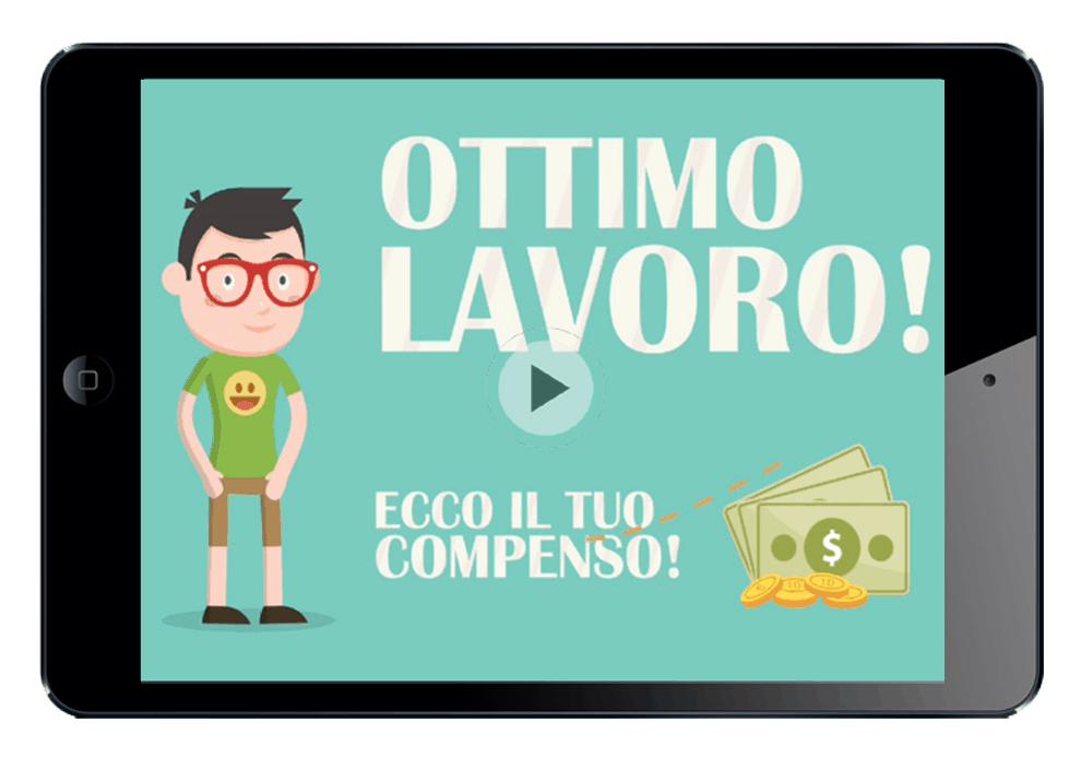 JOB2GO - Sinapps Video Milano
